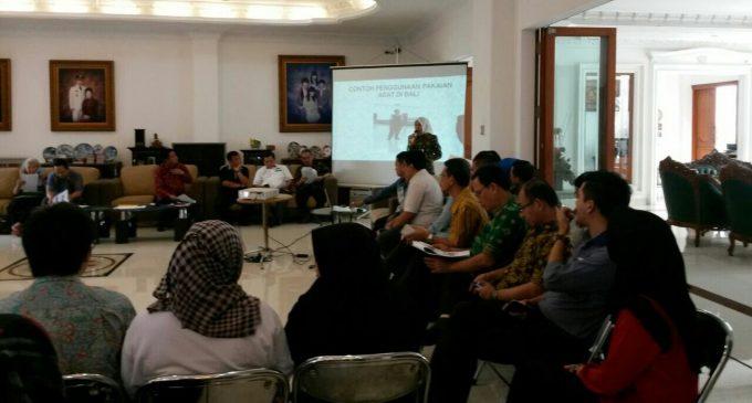Maskapai Wajib Kampanyekan Budaya Palembang.