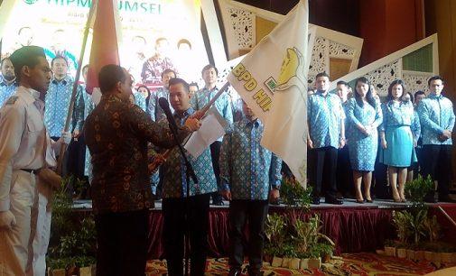 M Akbar Alfaro Ketua Umum HIPMI Sumsel 2016-2019