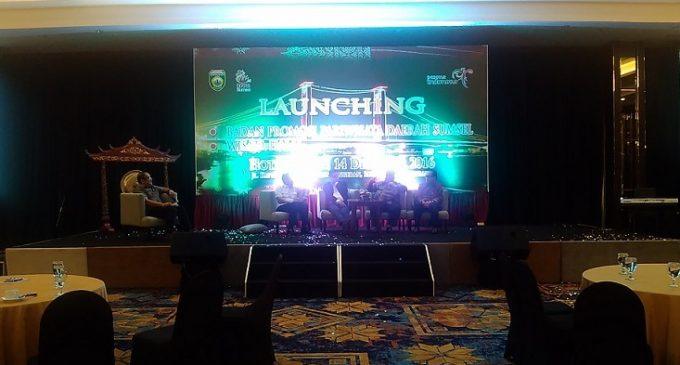 Launching Badan Promosi Pariwisata Daerah Sumsel