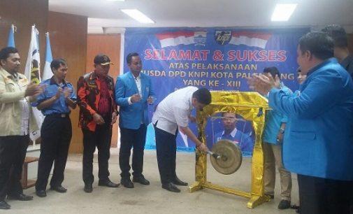 Musda XIII KNPI Kota Palembang