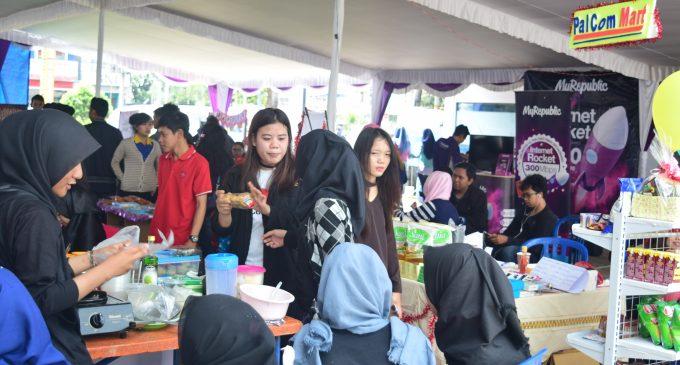 """""""Festival Start Up dan IT Innovation"""" Palcomtech Perebutkan Beasiswa Rp 7,5 Juta"""