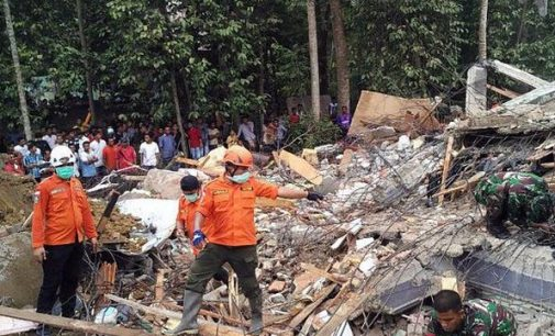 Gempa Aceh Telah 25 Korban Jiwa