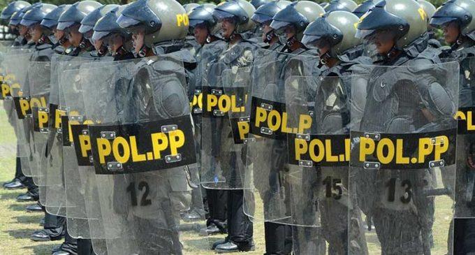 Pemkot Buka Lowongan Honorer Pol PP