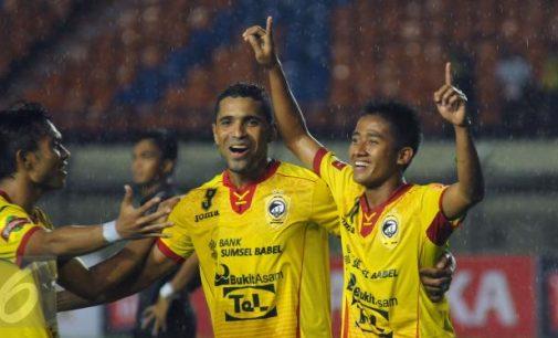 Sriwijaya FC Finish Diperingkat 4