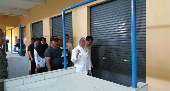 Pembangunan Pasar Talang Kelapa Telan Dana (APBN) 2015 Sebesar Rp 4 Miliar