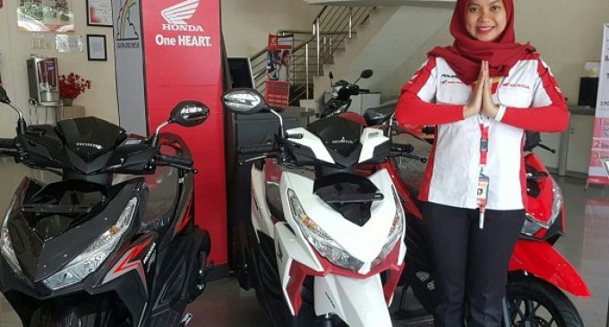 Promo Awal Tahun Bagi Pencinta Honda Vario