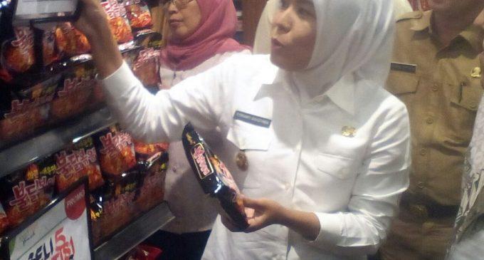 Finda Minta Agar Makanan Halal Dan Tidak Harus Dipisah