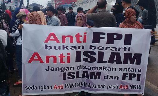 Minta Bubarkan FPI Dan Tangkap Rizieq Shihab