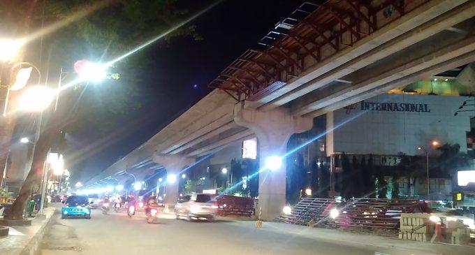 Progres Pembangunan LRT Capai 27 Persen