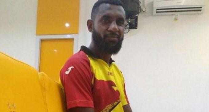 Yanto Basna Berlabuh di Sriwijaya FC