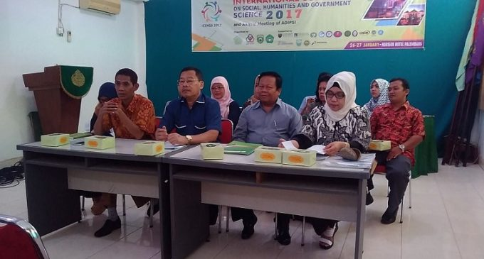 Unitas Palembang Gelar Konferensi Tahunan ADIPSI