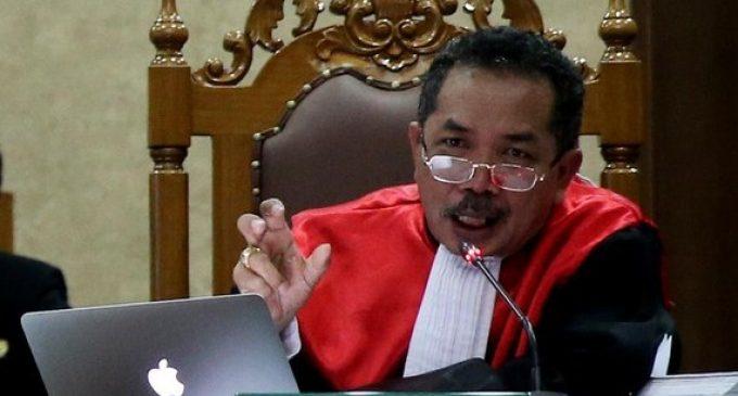 Hakim Kasus Jessica Jadi Hakim Tinggi  di Provinsi Babel