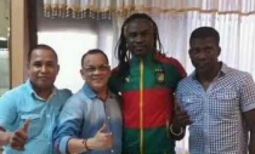 Bio Paulin Merumput di Sriwijaya FC