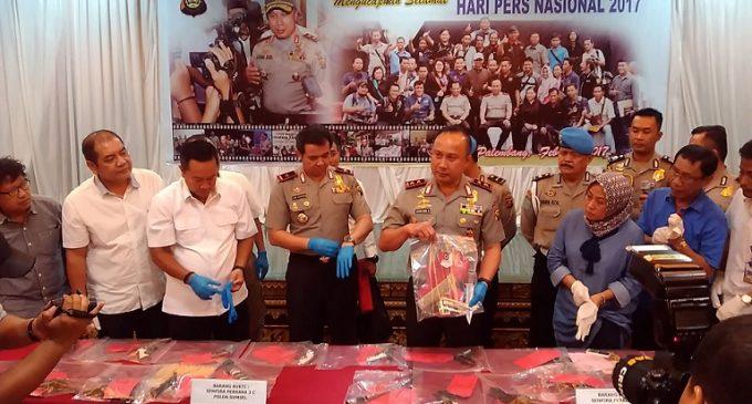Hendak Tangkap Pelaku Begal, Dua Anggota  Ditreskrimum Tertembak Rekan Sendiri