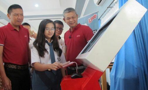 Telkomsel Luncurkan Aplikasi Sistem Informasi Pendidikan SMAN 1 Palembang