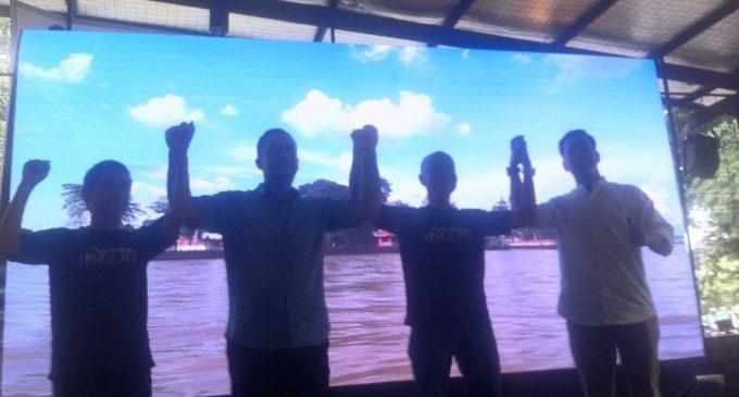 Launching Komunitas Palembang MAJU