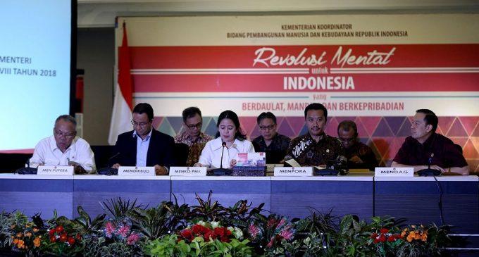 Indonesia Targetkan Masuk 10 Besar Asian Games 2018