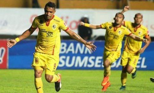 Sriwijaya FC Tahan Imbang Bali United