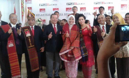 Apresiasi Pemkot, Marga Simbolon Dukung Sisi Sosial Wako Dan Wawako Palembang