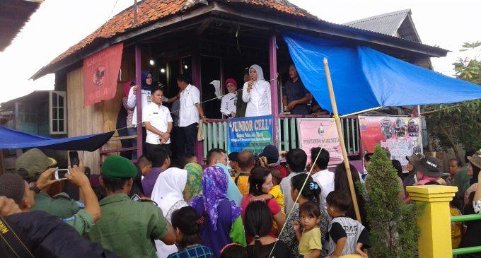 Kunjungi Lokasi NUSP Wawako Disambut Hangat Warga