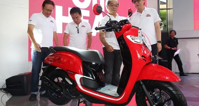 Tampilan All New Honda Scoopy Lebih Fashionable