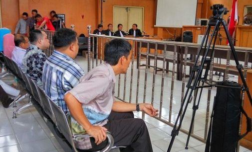 Yan Anton Divonis 6 Tahun Penjara