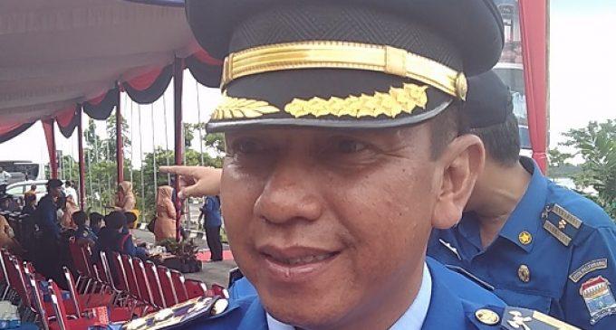 DPK-PB Kota Palembang Butuh Armada Damkar Dengan Panjang Selang 60 Meter