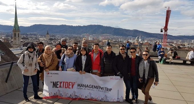 Tiga Pemenang The NextDev 2016 Diajak Belajar ke Eropa