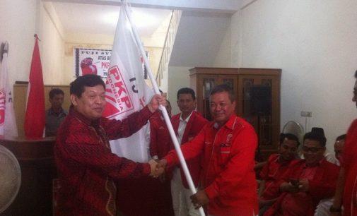 Hangatkan Mesin Partai, PKPI Sumsel Siap Menuju Sukses 2019