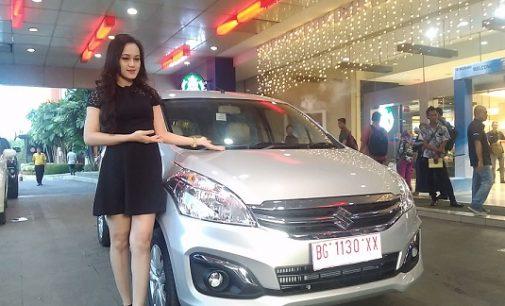 Suzuki New Ertiga Diesel Hybrid Siap Mengaspal di Palembang