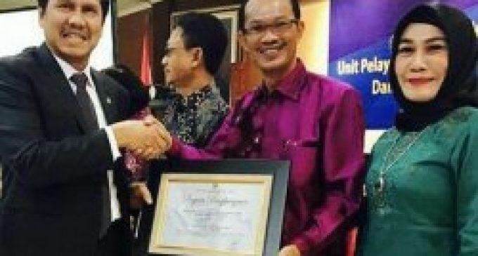 Raih 3 Penghargaan, Harnojoyo Persembahkan Untuk Masyarakat Palembang