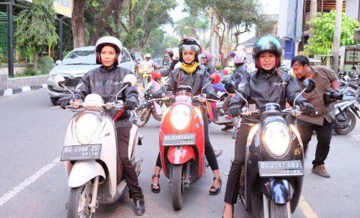 City Rolling Ala Honda Lady Bikers
