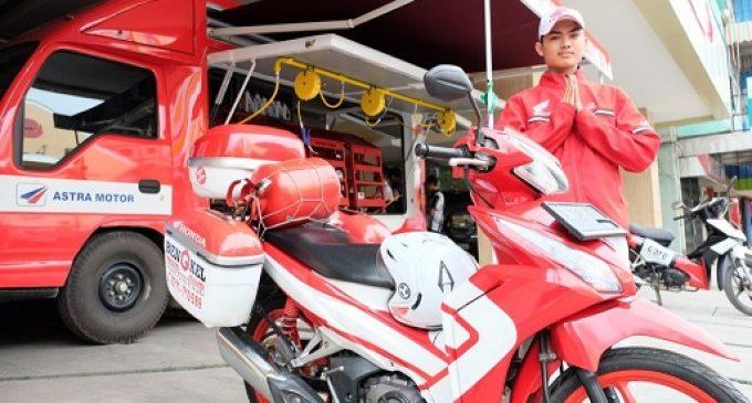 Honda CARE Solusi Konsumen Dalam Keadaan Darurat