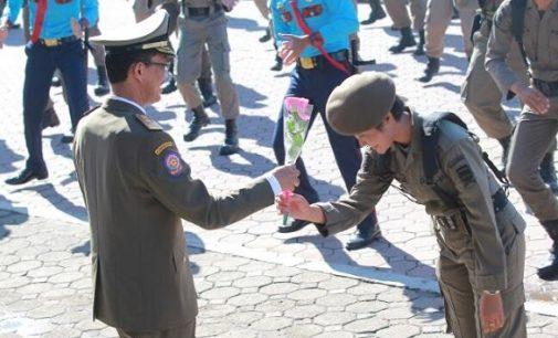 """Satpol PP Ingin Hilangkan Image """"Garang"""" Pada Masyarakat"""