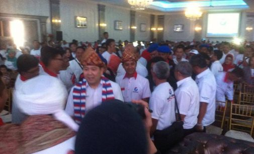Hary Tanoe Lantik DPRt se-Kota Palembang Dan Banyuasin Serta Sayap Partai Perindo