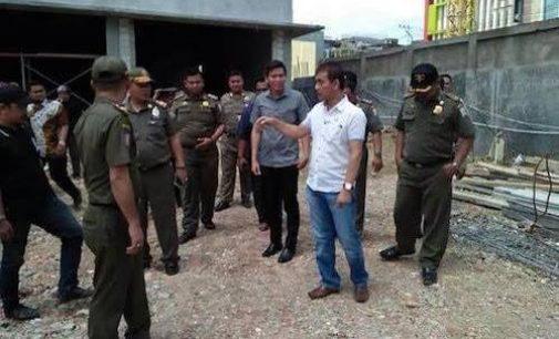 Dewan Tegaskan Hentikan Sementara Pembangunan Hotel Ibis