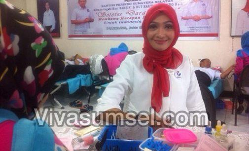 Aksi Donor Darah Perindo Dihari Kartini