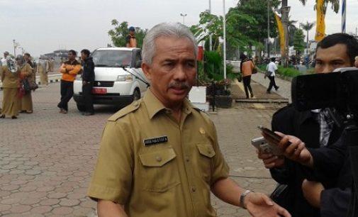 Sekda Harobin : PNS Wajib Dukung Kegiatan Walikota Palembang