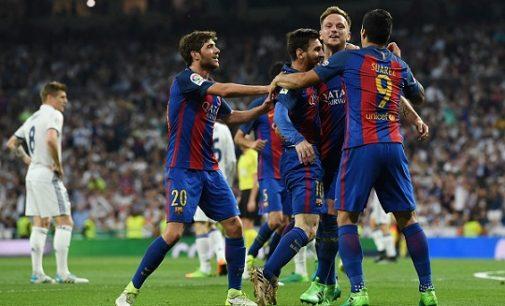 Duel El Classico, Barcelona Hajar Real Madrid di Santiago Bernabeu