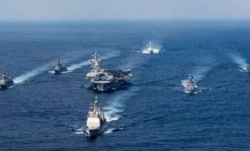 AS Bersiap Serang Korea Utara