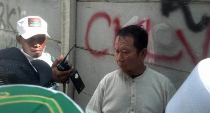 Nyamar Saat Ikut Aksi Demo Ahok,.. Eh Gak Taunya Pria Ini Tertangkap Basah Curi Ponsel
