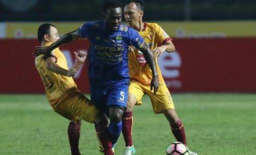 Kekalahan Perdana Sriwijaya FC