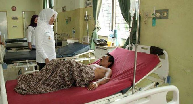 Sidak di RS BARI, Finda Tanyakan Mutu Pelayanan Kepada Pasien BPJS