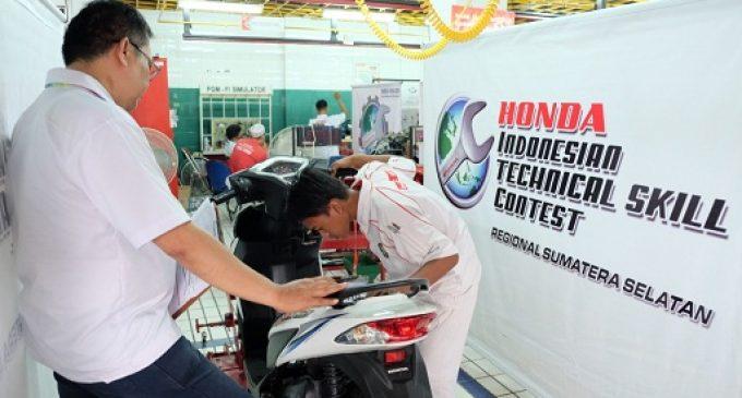 Astra Motor Sumsel Kembali Gelar Kontes Mekanik Tingkat SMK