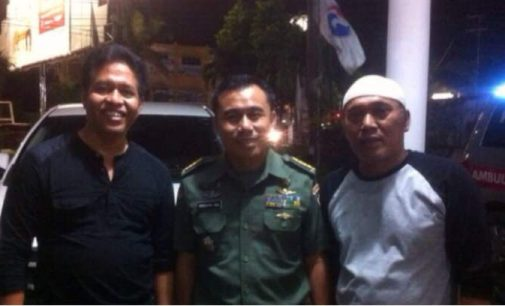 Niat Maju Di Pilkada Muara Enim, Kommarudin Jinab Kunjungi kantor Perindo Sumsel