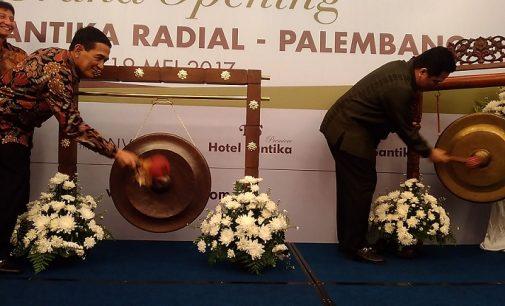 Grand Opening Hotel Santika Radial Palembang