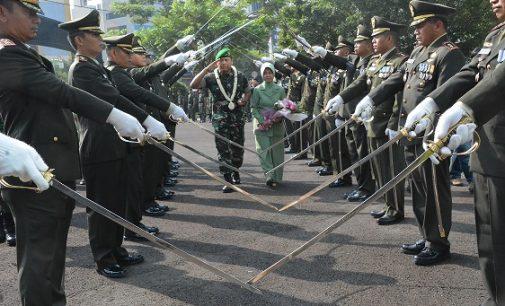Mayjen TNI A.M. Putranto Resmi Jabat Pangdam II/Sriwijaya