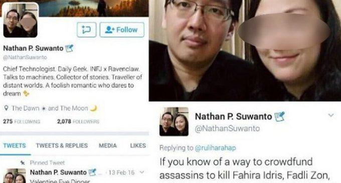 Akun Twitter @NathanSuswanto Akhirnya Dipolisikan