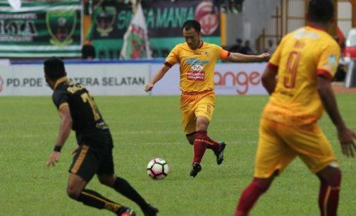 Sriwijaya FC Panaskan Persaingan Papan Atas
