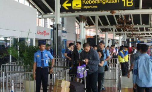 Aksi Penamparan Petugas Asvec Bandara Kembali Terjadi